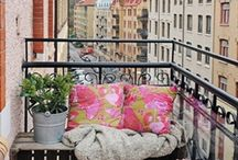 For the love of balconies / I love balconies