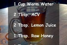 Detox Apple cider