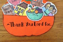 ~ CCD Thanksgiving ~ / by Sarah Clune