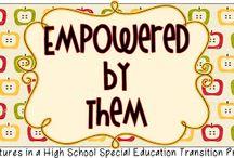 Teaching transition