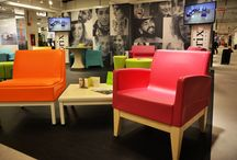 NeoCon 2014 / NeoCon 2014! We introduced our new High Brights Color Palette.