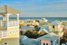 Seaside & American Urbanism / http://www.mstoneandtile.com/design-trends/seaside-american-urbanism/