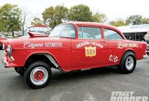 Old Tyme Cars / by Roy Pen