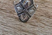 Silver plated rings / Silver plated rings