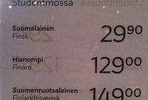 Suomen kieltä