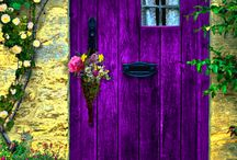 Purple / Vibrant and Royal / by Christi Green