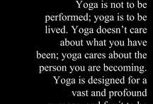 Yoga - my Journey! / Yoga quotes