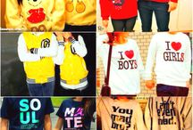 Products: Hers & His Stuff/funny shirts / couple shirts, phone design, pillow cases, etc plus funny shirt designs
