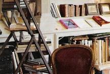 Bibliotek og kontor