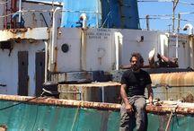Storie di Mare / La storia di Antonello. Protettore di vascelli che potete leggere qui http://on.fb.me/1Q8N07L