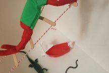 2018 ~ Elf on the shelf