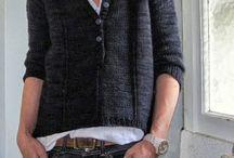 Strikka gensere