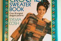 Crochet Books / Crochet Books! Including modern crochet books and images from my vintage crochet book collection.