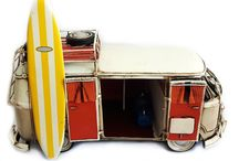 Deco voertuigen / Leuke deco voertuigen zoal volkswagen busjes, mini, kevers etc.