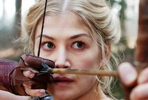 archery girl medieval