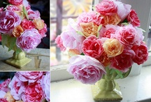 paper crafts / Beautiful and easy Coffee Filter Roses