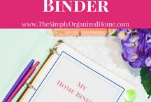 Organizing @ The Simply Organized Home