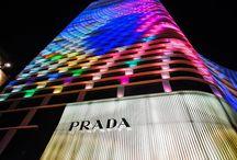 skyscraper illumination