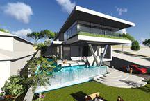 The V House