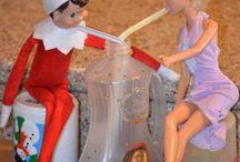 Elf on the shelf / by Kim Bruce