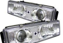 Chevy Silverado Headlights / Auto Light Pros presents Chevy Silverado Headlights at http://www.autolightpros.com/chevy-silverado-headlights.html