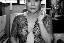 日本の刺青 , Japán tetoválás
