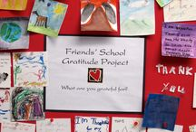 Gratitude / Friends' celebrated their 25th year in 2013-14 with The Gratitude Project