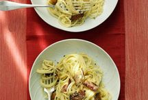 foodie-pasta / by Jacquie Willson