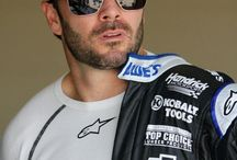 Jimmie Johnson / by Tracey Bertram