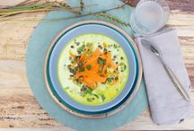 Suppen / Leckere Suppenrezepte - Klassiker und Variationen