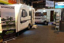 NEC Motorhome and Caravan show 2013