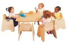 Anaokulu Oturma Grupları