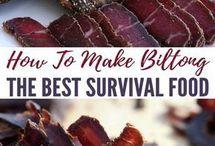 Survival food