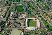 Football Grounds Scotland