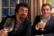 イタリア人がワインを楽しむ生活 / イタリア人にとってワインは生活(人生)の一部で、直感で今飲みたいワインを自由なスタイルで一緒に飲みたい人と楽しみます。