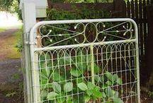barrière jardin