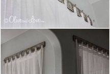 Easy hang curtains