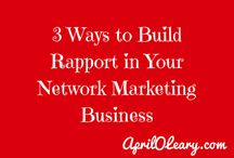Network Marketing Tips / Do you have a network marketing business? Follow this board for relevant articles, business building strategies and more.  Grow your business and your bottom line.