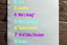 Blog Conference Call / This board includes resources related to blog conferences and events