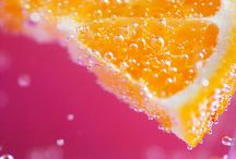 Orange and Pink / by Joan Arc