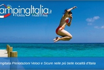 Camping! / Your Holiday in Italy in Camping and Holiday Resorts