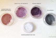 Notoriously Morbid Swatches / by Luna Pixiepants