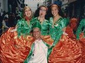 Carnival Rethymno Greece 2002