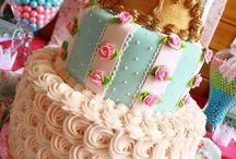 Cakes / by Melinda Tricker