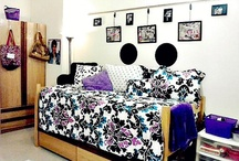 Jalens dorm room / by Wanda Marlowe