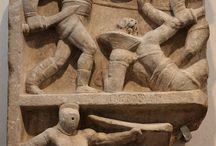 Gladiators, Maenads, Nymphs & co