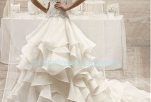 wedding dresses / by Karen Chandler