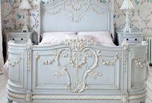 vackra sängar