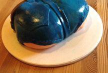 Bo Cake / Männlicher Bo Kuchen