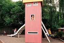 playhouses
